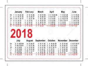 Печать календарей 2018 в Саратове